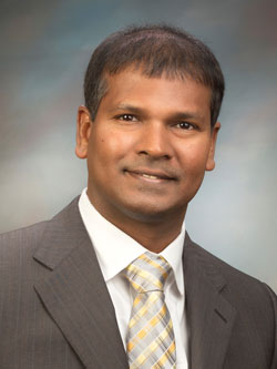 Photo of Krishna Velagapudi, MD